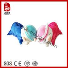 Custom High Quality Stuffed Plush Animal Pig Pillow Plush Home Decoration Soft Cushion