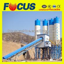 HZS90 90m3/h precast concrete batching plant with low price