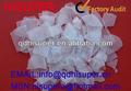 fabricación de hidróxido de sodio