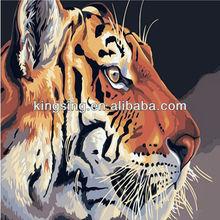 Painting by Number/diy digital oil painting/Tiger 5233