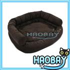Black Rectangular Sofa Pet Beds