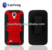 Mobile Phone Hybrid case From China Supplier Mixed Color Design For Samsung Galaxy s4