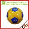 Promotional PU Cheap Custom Soccer Ball