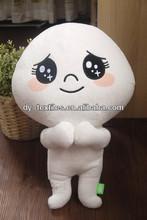 2014 Fashion Design Cute LINE Plush Emoji Cushion