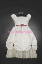 2014 model wedding dress for girl,kids traditional dresses