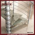 moderne spirale kleinem raum treppe