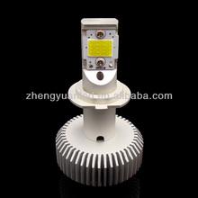 60W high power 3600lm led car headlight cob H7 led auto head lamp