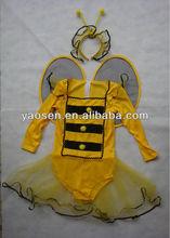 maniche lunghe adolescenti ape fata costume con ape fascia