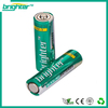 ISO standard China manufacturer SGS CE alkaline battery lr6 1.5v dry battery