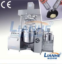 Capelli crema facendo fare macchina, auto pasta facendo mixer, vuoto emulsionante