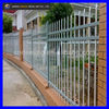 DM powder coated Zinc steel fence