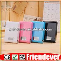 12000mah external power bank portable battery charger