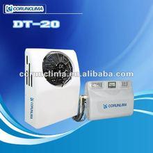 12V&24V portable DC battery powered truck sleeper air conditioner