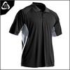 Black Dry fit polo top,plain polo suit,bulk work polo t-shit