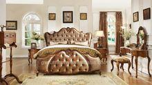 exotic wood bedroom furniture