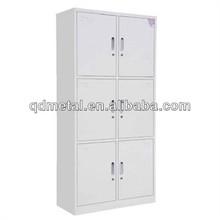 steel / metal storage cupboard staff locker, steel cupboard,iron wardrobe
