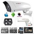 Cámara LS VISION de CCTV y DVR de 1080p megapíxeles, de largo alcance, buen precio