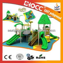 indoor/outdoor eco friendly children play amusement park items for sale YST30028B