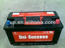 Maintenance free automotive battery NS40ZMF
