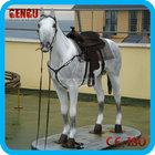 Theme park decoration high simulation life size horse for sale