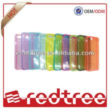 Latest hot sale glitter skin tpu mobile phone case for iphone 6