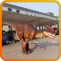 Exhibits On Display Dinosaur Costume Prop