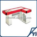 Mesa de caixa/contador de verificação geral/checkstand utilizado no supermercado/loja de conveniência/salão de beleza