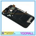 pezzi di ricambio per samsung lcd t Galaxy Note 2 N7100 schermo lcd con digitalizzatore china wholesale