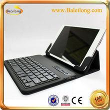 pattern 360 degree rotatable Bluetooth keyboard set