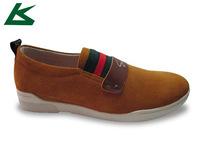 Mens Genuine Leather Fashion Casual Shoes