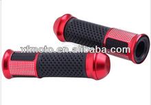 """7/8"""" Handle Bar Hand Grips for Yamaha MX250 YZ490 YZ360 SC500 MX360 FZ750 Red 02B"""