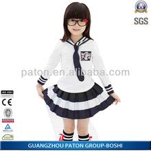 kindergarten girls'dress,children uniform