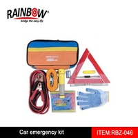 High quality safety kit for car/home /emergency car kit
