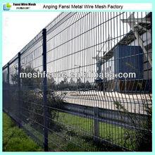 garden house school field/site PVC-coated welded mesh PVC coating Fence Netting
