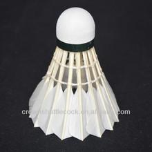 Class A Goose Feather Cheap Badminton Shuttle Cocks