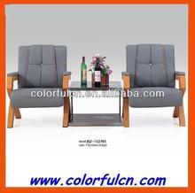 Ufficio moderno divano/divano di lusso/divano attesa camera bj319a
