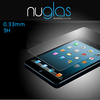 High clear screen protector for ipad mini anti-scratch, raw material imported from Japan