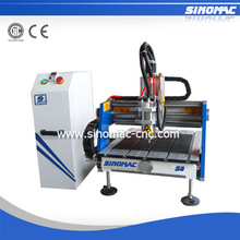 S8-0404 China 3 Axis Mini CNC Milling Machine For Sale (400*400mm)
