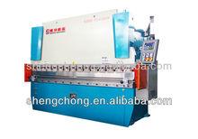 small press brake machineWC67k-160T/5000/hydraulic bending