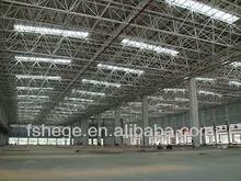 prefabricated steel structure workshop,prefab mobile workshop , steel fabrication warehouse