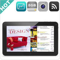 best gift 10.1inch Mass production Buletooth / wifi /1g /8g tablet pc accept paypal