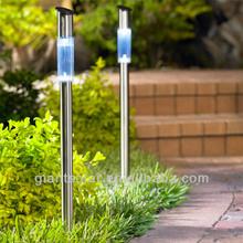 Stainless Steeel Solar Bollard Light