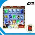 Heyecan verici oyun casino1 1 çift kırmızı kartı/igrosoft kurulu/kaliteli oyun kurulu