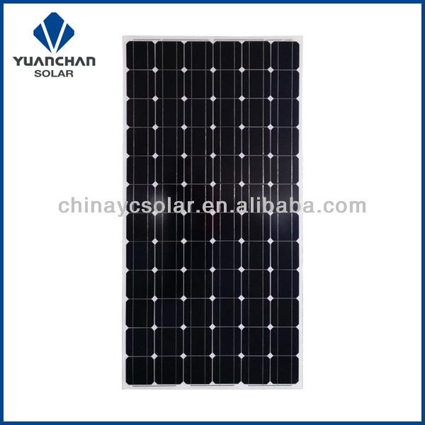 Yuanchan Cheap CE 300Watts Solar Panel Price
