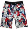 latest trunks surfwear microfiber trendy shorts summer beach men