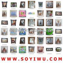 la huella de baby marco fabricante mayorista de yiwu mercado para los marcos