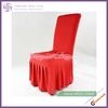 Fashional chair cover with swag buttom for sales