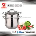 Cyst326c-7 2015 utensilios de cocina de china mini conjunto los alimentos al vapor