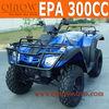 EEC EPA 300cc 4x4 ATV Quad