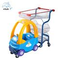 الطفل عربة التسوق عربة سوبر ماركت اطفال
